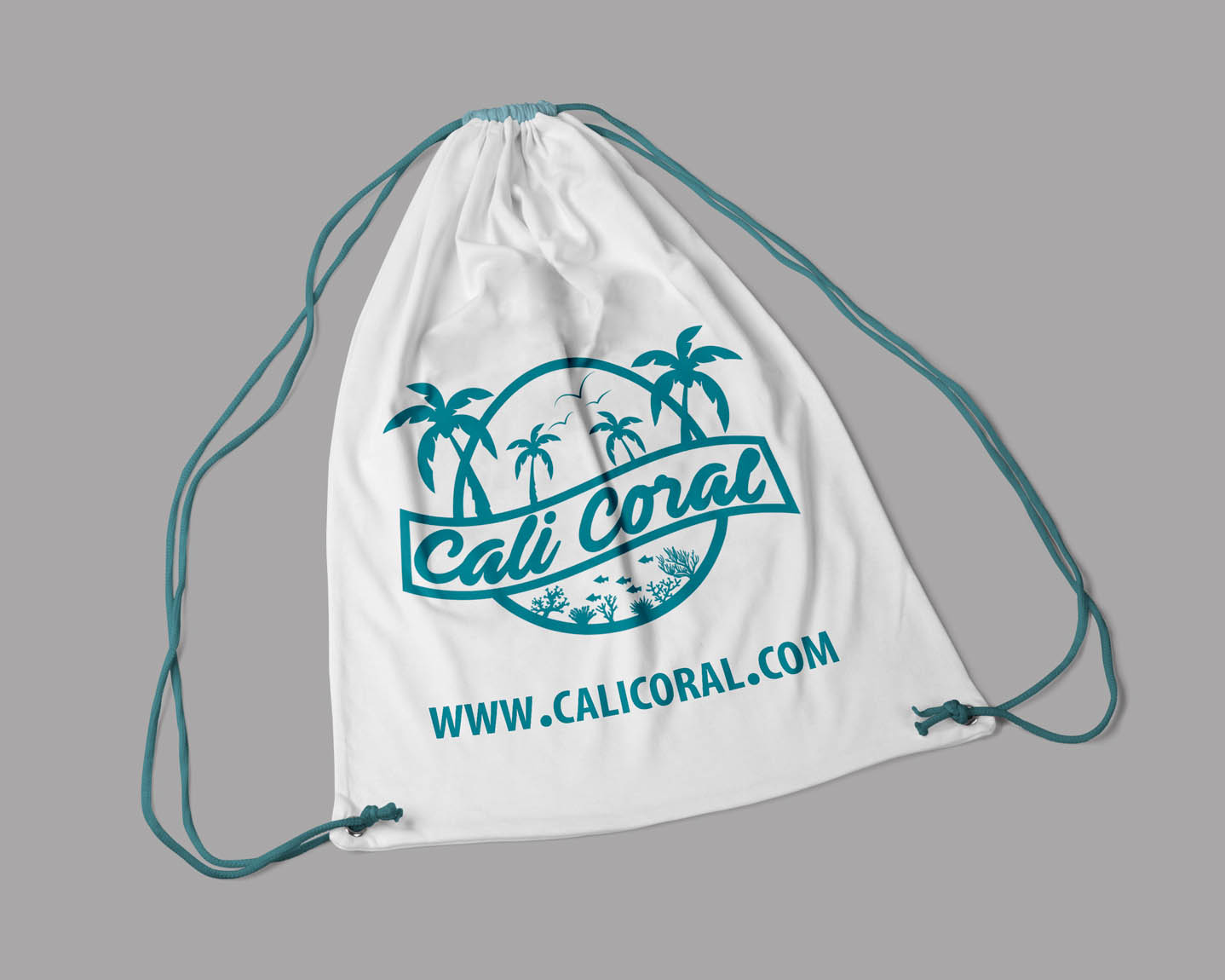 CaliCoral Gym Bag